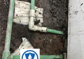 漏水检测公司-测漏案例 - 【家庭测漏】扬中惠众花苑