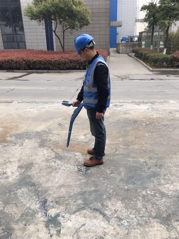 江宁地下管线定位探测